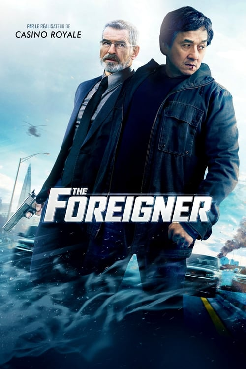 Regarder The Foreigner (2017) streaming vf hd