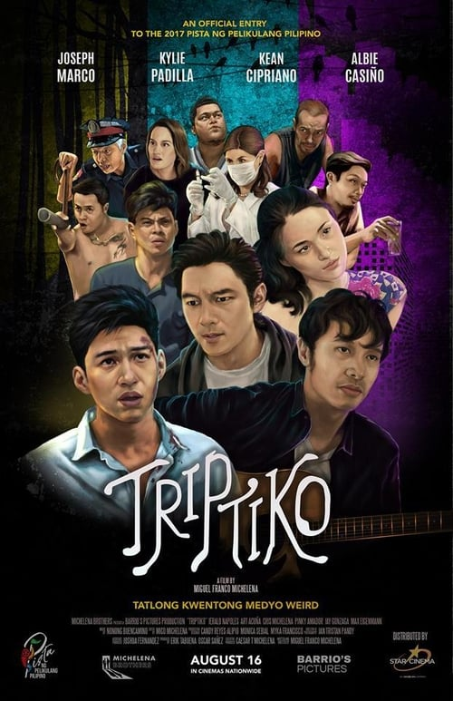 Sehen Sie Triptiko Online Cinemark