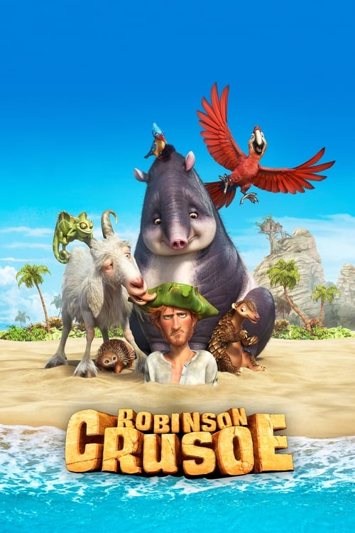 Robinson Crusoe Film en Streaming VF