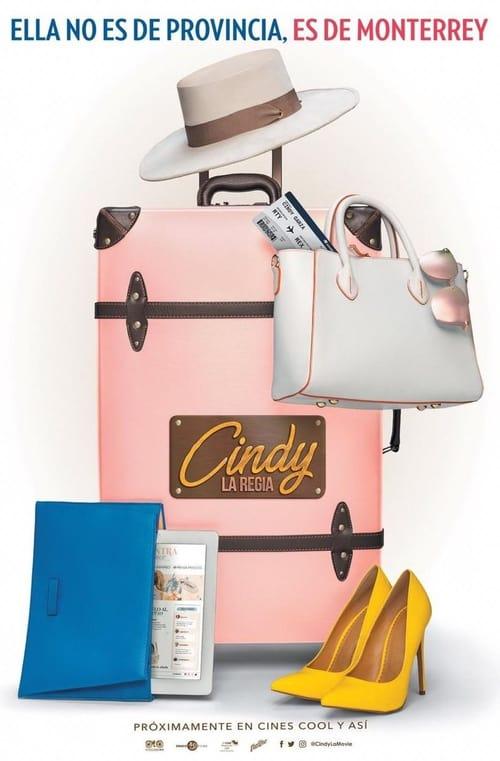 Cindy of Monterrey