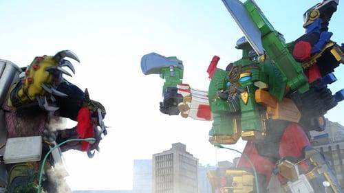Super Sentai: Shuriken Sentai Ninninger – Épisode Elephant Appears! Paonmaru!