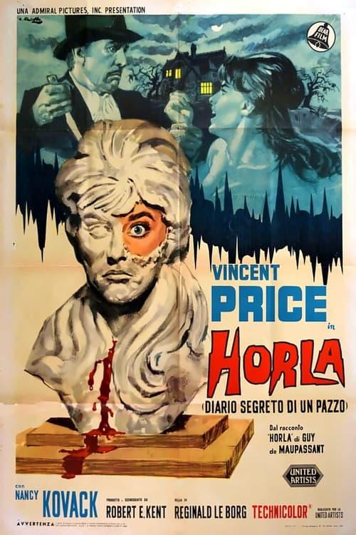Horla - Diario segreto di un pazzo (1963)