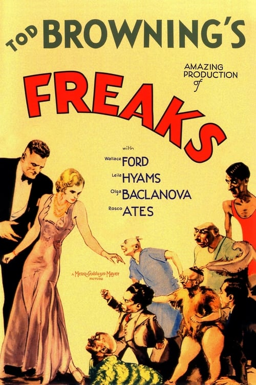 Watch Freaks (1932) Movie Free Online