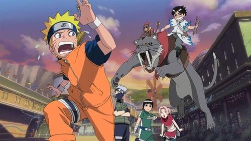 Naruto 4: La Película: ¡La Gran Excitación! Pánico Animal En La Isla De La Luna