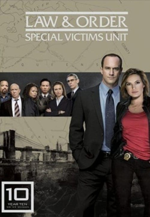 Law Order Special Victims Unit: Season 10