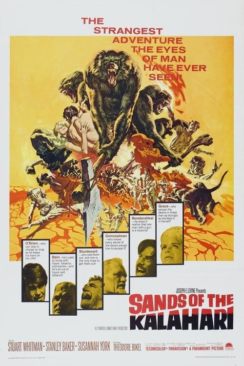 Le sabbie del Kalahari (1965)