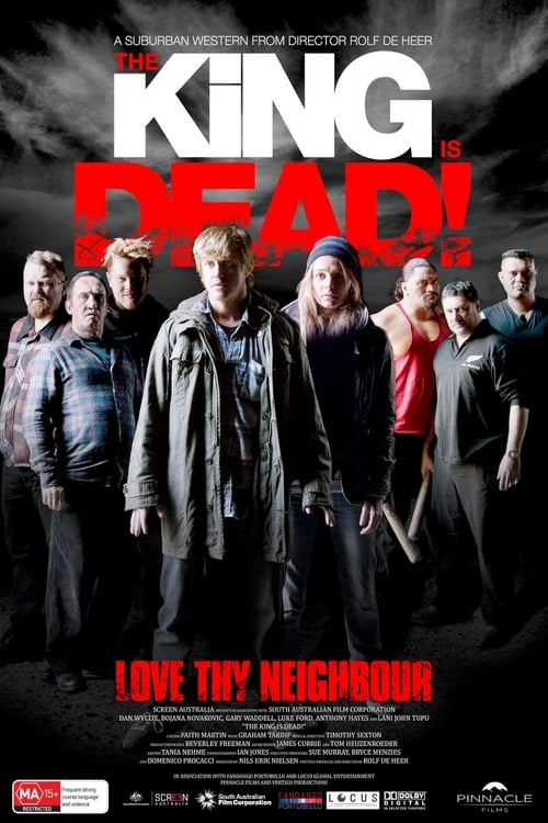 The King Is Dead! poster