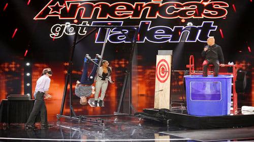 America's Got Talent: Season 11 – Épisode Judge Cuts, Night 1