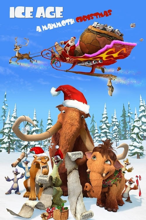 Ice Age: A Mammoth Christmas on lookmovie