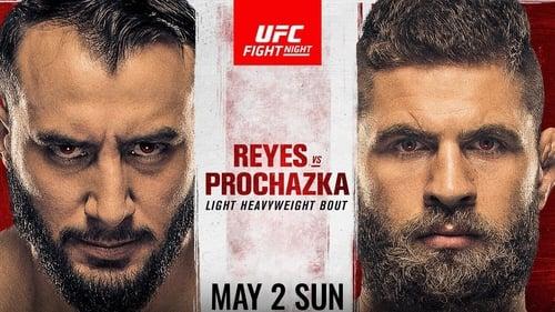 UFC on ESPN 23: Reyes vs. Prochazka Online Hindi HBO 2017 Free Download