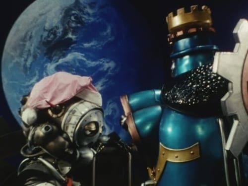 Super Sentai: Chouriki Sentai Ohranger – Épisode The World's A-Snooze!