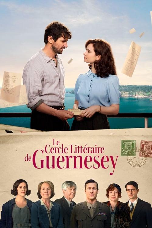 Regardez ۩۩ Le Cercle littéraire de Guernesey Film en Streaming Youwatch