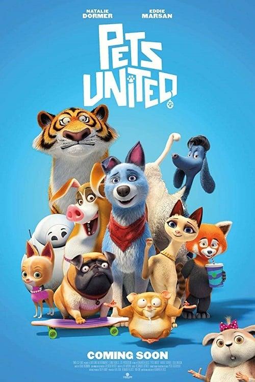 Pets United : L'union fait la force (2020)