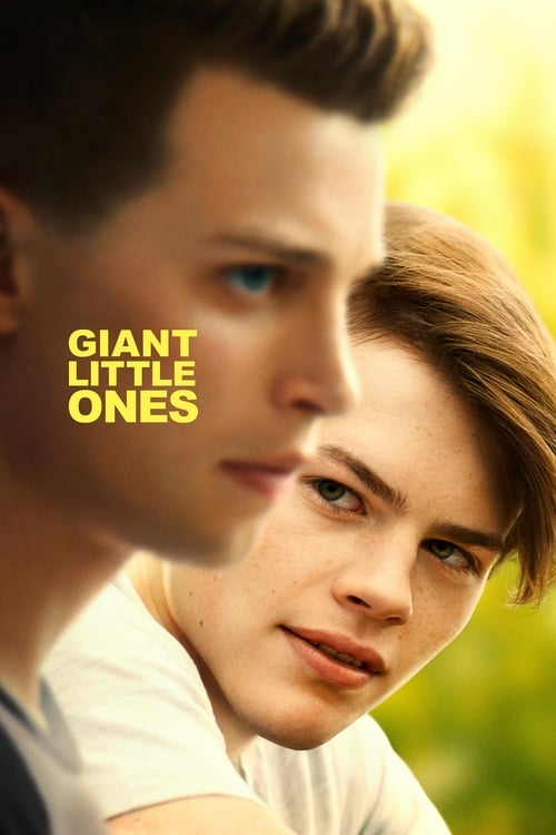 Watch Giant Little Ones (2019) Best Quality Movie