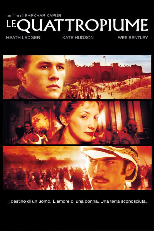 Le quattro piume (2002)