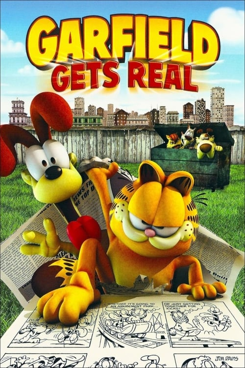 Largescale poster for Garfield Gets Real