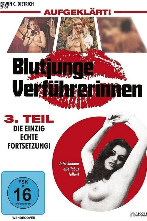 movie show Blutjunge Verführerinnen . Teil ()
