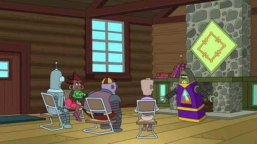 Futurama - Season 6 - Episode 4: Proposition Infinity
