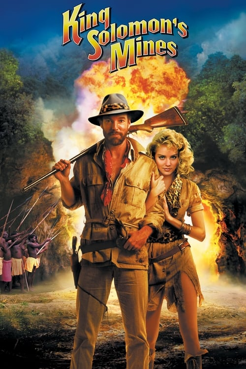 Streaming King Solomon's Mines (1985) Movie Free Online