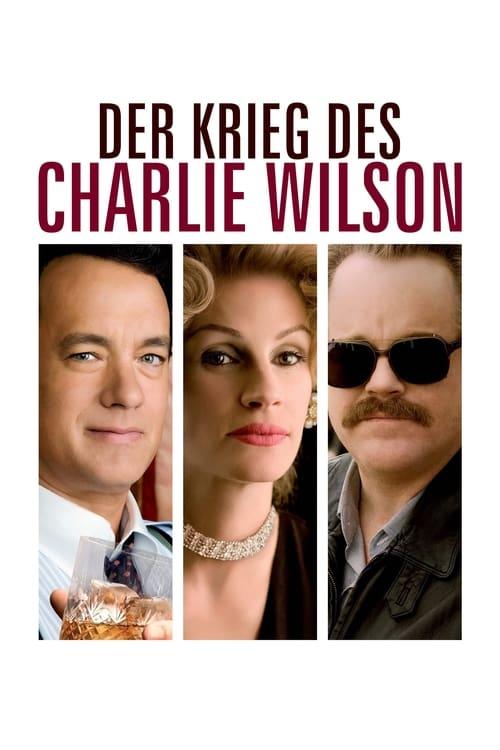 Der Krieg des Charlie Wilson - Komödie / 2008 / ab 12 Jahre