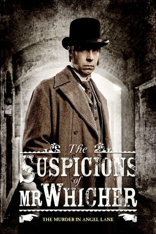 Watch The Murder in Angel Lane En Español