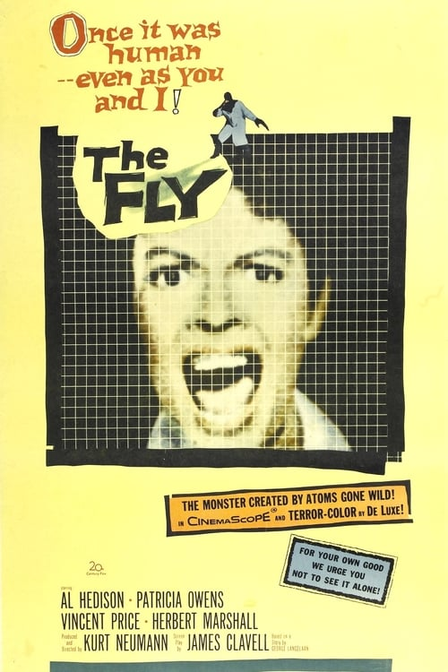 Download The Fly (1958) Best Quality Movie