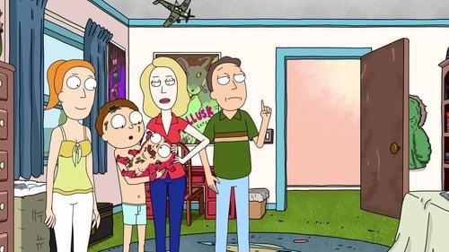 Rick and Morty - Season 1 - Episode 7: Raising Gazorpazorp