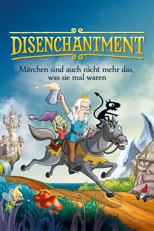 Disenchantment - Poster