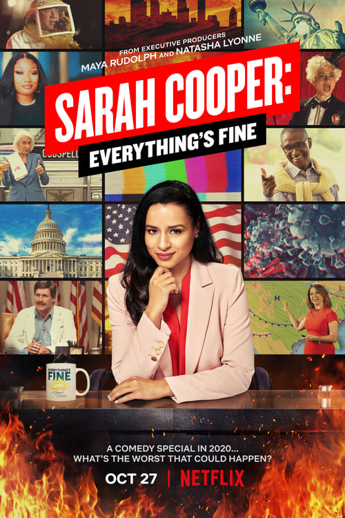Image Sarah Cooper: Everything's Fine