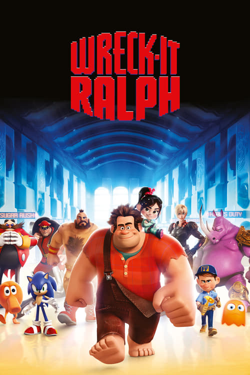 Streaming Wreck-It Ralph (2012) Best Quality Movie