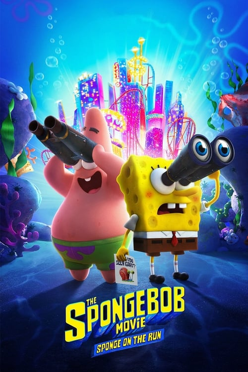 Watch The SpongeBob Movie: Sponge on the Run (2020) Best Quality Movie