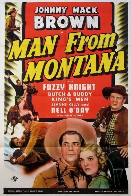 Man from Montana MEGA