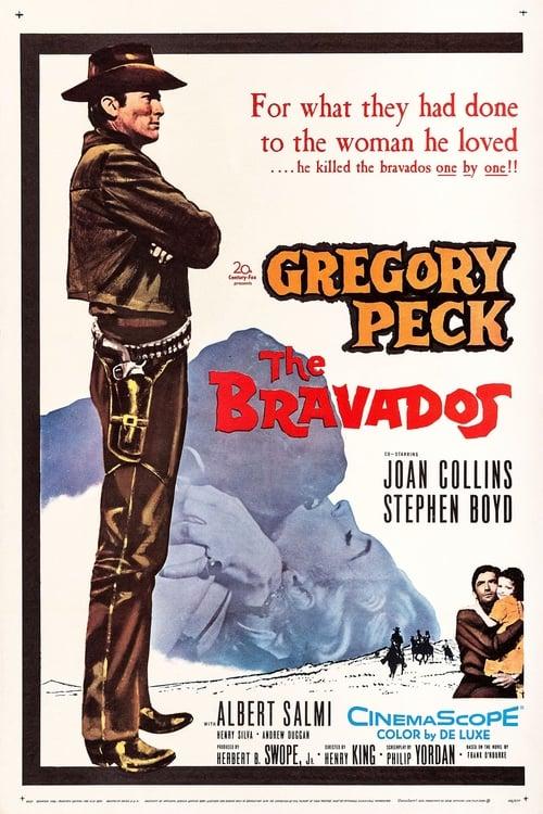 Watch The Bravados (1958) Best Quality Movie