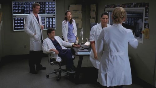Grey's Anatomy - Season 6 - Episode 7: Give Peace a Chance