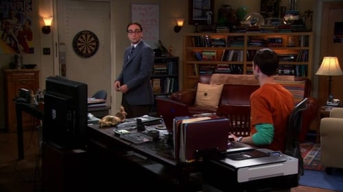 The Big Bang Theory - Season 4 - Episode 5: The Desperation Emanation