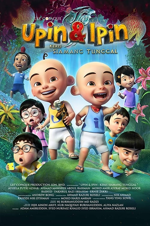 Download Upin & Ipin: Keris Siamang Tunggal (2019) Movie Free Online