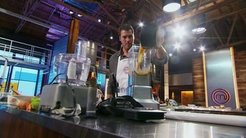 MasterChef: Season 1 – Episode 6 Chefs Compete (1)