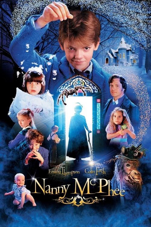Assistir Nanny McPhee: A Babá Encantada - Dublado Online Grátis HD