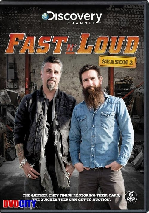 Fast N Loud: Season 2