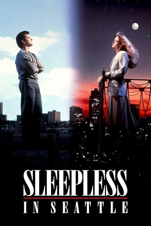 Largescale poster for Sleepless in Seattle