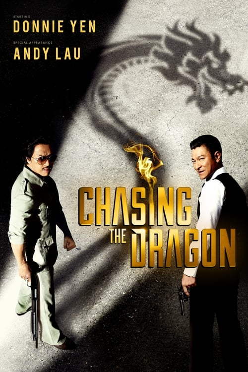 Poster. Chasing The Dragon