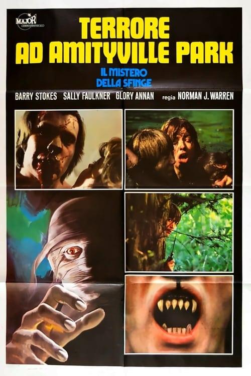 Terrore ad Amityville Park - Il mistero della sfinge (1977)