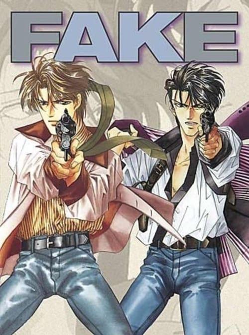 Fake (1998) Poster