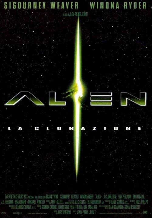 Alien - La clonazione (1997)