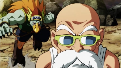 Dragon Ball Super: Season 1 – Episod A Valiant Fight! Master Roshi's Blaze Of Glory!!