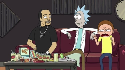 Rick and Morty - Season 2 - Episode 5: Get Schwifty