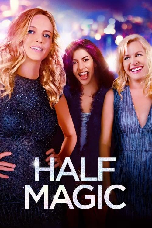 Half Magic (2018) Poster