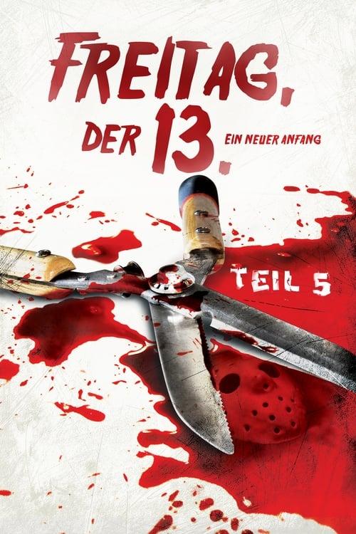 Freitag der 13. - Ein neuer Anfang - Poster