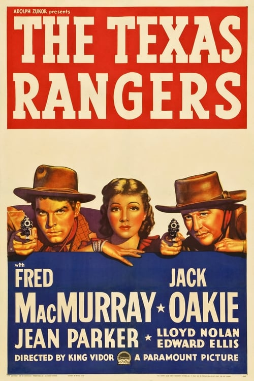 Mira La Película The Texas Rangers Doblada Por Completo