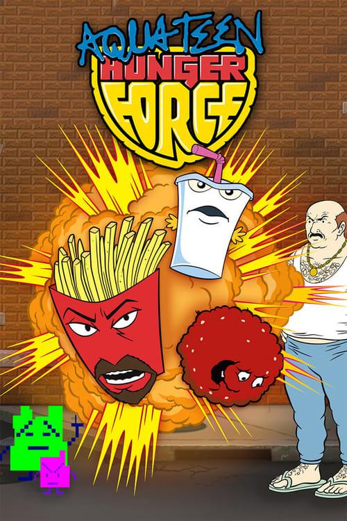 Aqua Teen Hunger Force-Azwaad Movie Database